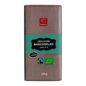 Khoisan Tea Bakchoklad ljus 37% – ekologisk bakchoklad