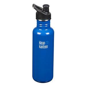 Klean Kanteen Classic Sportflaska Coastal Waters  – En BPA-fri vattenflaska