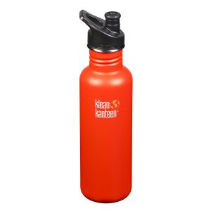 Klean Kanteen Classic Sportflaska Sierra Sunset – En BPA-fri vattenflaska