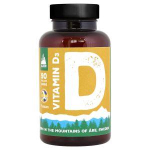 Kleen Sports Nutrition Vitamin D 2500 IE