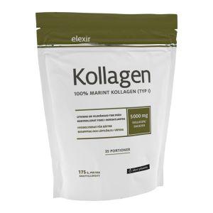 Elexir Kollagenpulver – 100% marint kollagen