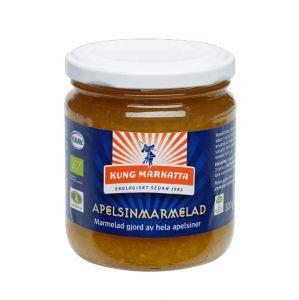 Apelsinmarmelad, 320 g ekologisk