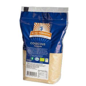 Couscous Fullkorn, 500 g ekologisk