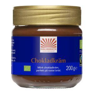 Mörk Chokladkräm, 200g ekologisk