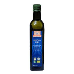 Neutral Olja, 500 ml ekologisk