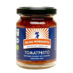 Kung Markatta Tomatpesto – Ekologisk pesto