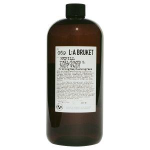 069 Refill Flytande Tvål Citrongräs, 1000 ml