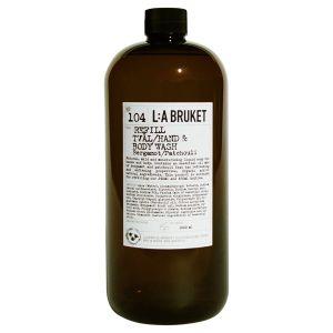 104 Refill Flytande Tvål Bergamot/Patchouli, 1000 ml