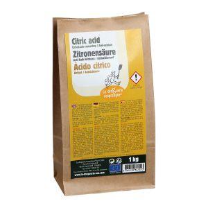 La Droguerie Écologique Citronsyra – effektiv mot kalk