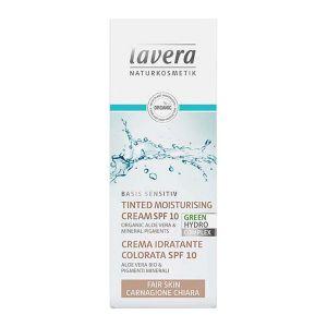Basis Sensitiv Tinted Moisturising Cream SPF 10 - Fair skin, 50ml