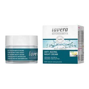 Basis Sensitiv Anti-Ageing Night Cream, 50ml