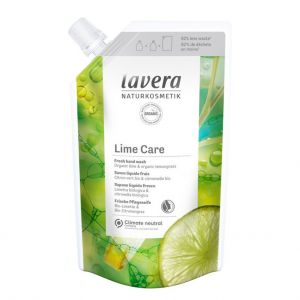 Refill Pouch Lime Care Hand Wash, 500 ml