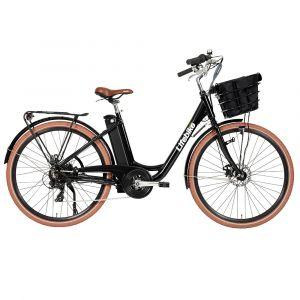 Comfort G8 (2021) Svart elcykel