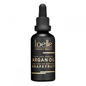 Loelle Arganolja Grapefrukt – Arganolja med grapefrukt