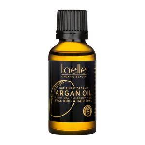 Loelle Arganolja Travelsize – Ekologisk arganolja