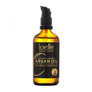Loelle Arganolja med pump – Ekologisk arganolja