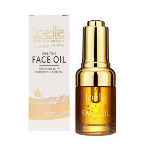Loelle Barbary Face Oil – Ekologisk ansiktsolja