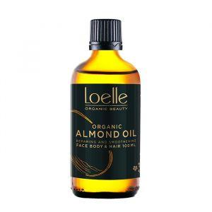 Loelle Mandelolja – Ekologisk mandelolja