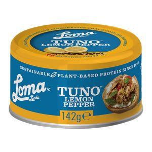Tuno Lemon Pepper, 125 g