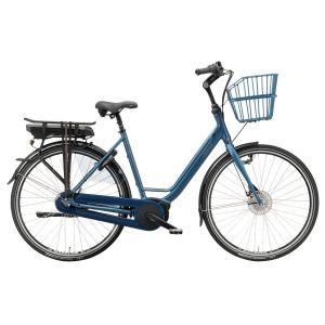 Batavus elcykel Luca E-GO Unisex (2019) Blå Matt 48cm