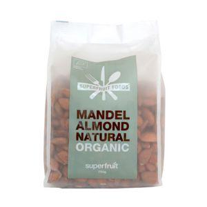 Superfruit foods Mandlar, 750g ekologisk