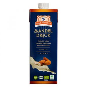 Mandeldryck, 1 l ekologisk