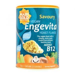 Marigold Näringsjästflingor B12 Engevita