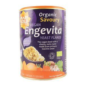 Marigold Näringsjästflingor Engevita - ekologisk näringsjäst