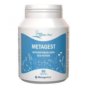 Metagest, 90 tabletter