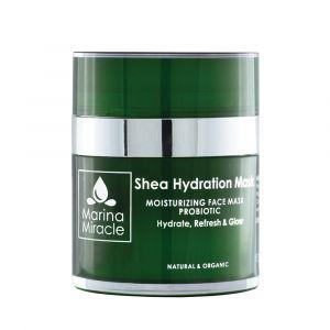Marina Miracle Shea Hydration Mask – ekologisk ansiktsmask 30 ml