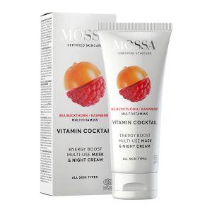 Vitamin Cocktail Multi-Use Mask, 60 ml