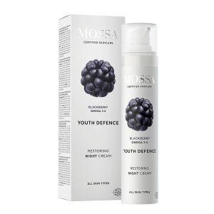 Youth Defence Restoring Night Cream, 50 ml