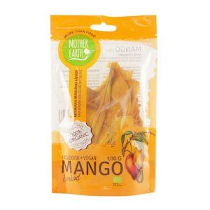 Mango Torkad, 100g ekologisk