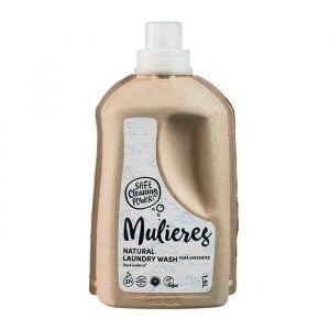 Mulieres Laundry Wash Pure Unscented – Ett ekologiskt tvättmedel