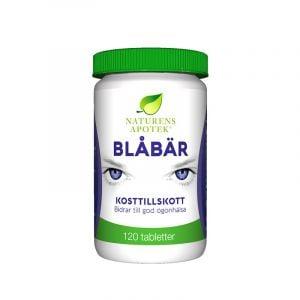 Blåbär, 120 tabletter