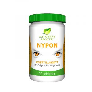 Nypon, 90 tabletter
