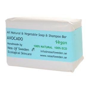 Soap & Shampoo Bar Avocado, 110 g