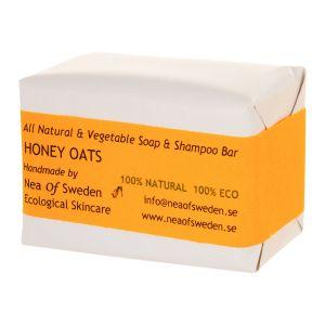 Soap & Shampoo Bar Honey Oats, 110 g