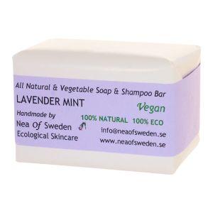 Soap & Shampoo Bar Lavender Mint, 110 g