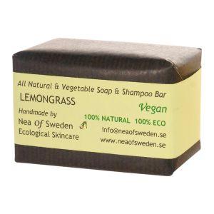 Soap & Shampoo Bar Lemongrass, 110 g