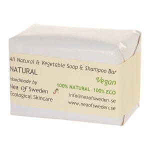 Soap & Shampoo Bar Natural Doftfri, 110 g