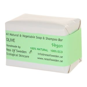 Soap & Shampoo Bar Olive, 110 g