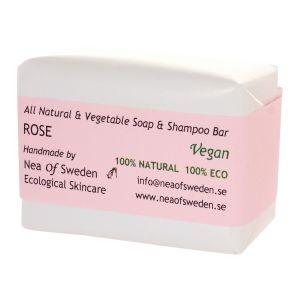 Soap & Shampoo Bar Rose, 110 g