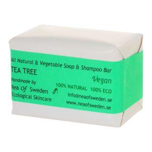 Soap & Shampoo Bar Tea Tree, 110 g