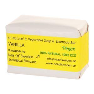 Soap & Shampoo Bar Vanilla, 110 g