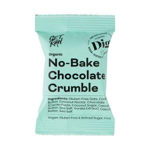 GET RAW Organic Bar Chokladsmulpaj – nyttigt mellanmål