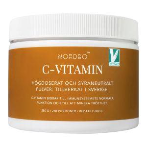 C-vitaminpulver, 250 g