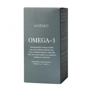Omega-3, 120 kapslar
