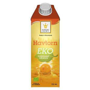 Havtornsdryck, 750 ml ekologisk