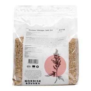 Nordisk Råvara Quinoa Vikinga Helt Frö – ekologisk & svensk quinoa